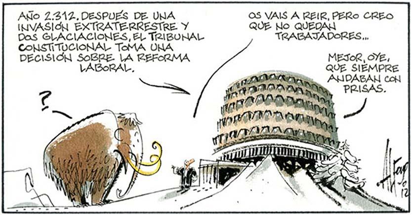 Viñeta de Alfons López